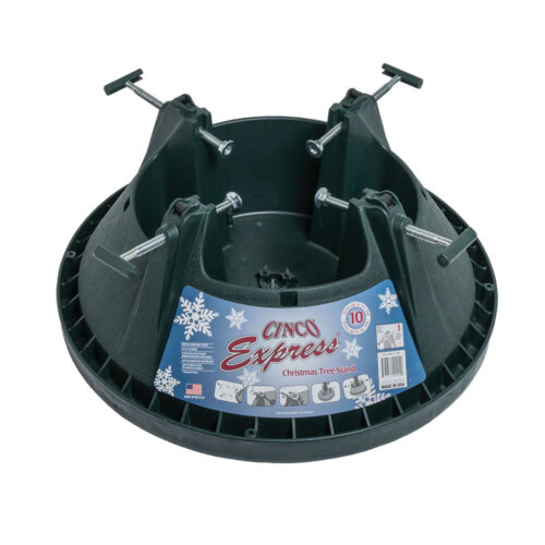 10ft Christmas Tree Stand - Cinco Express 10