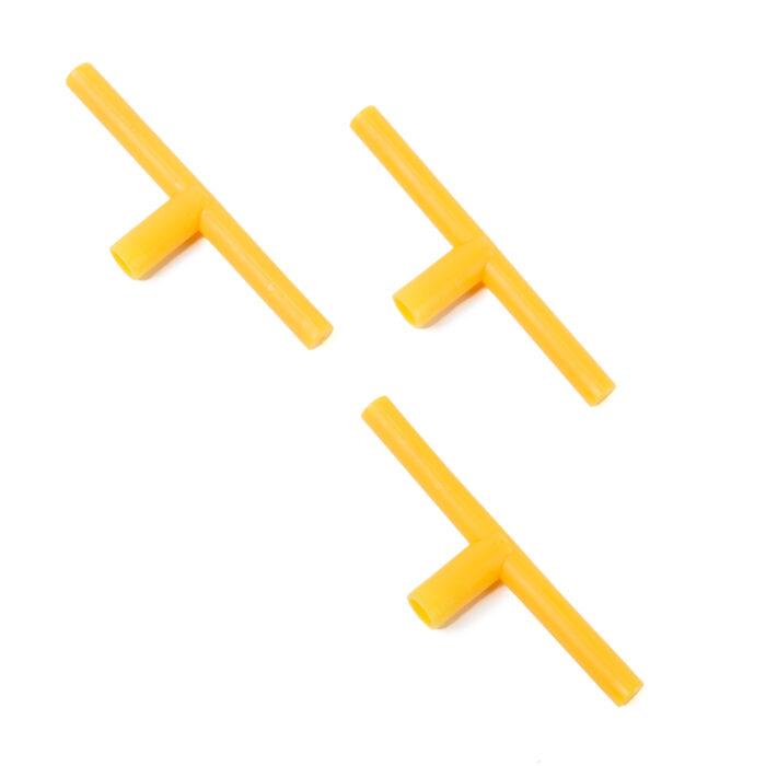 t-bar for bird sticks
