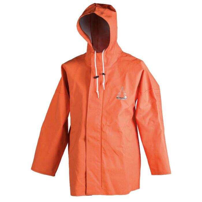 bontex jacket orange